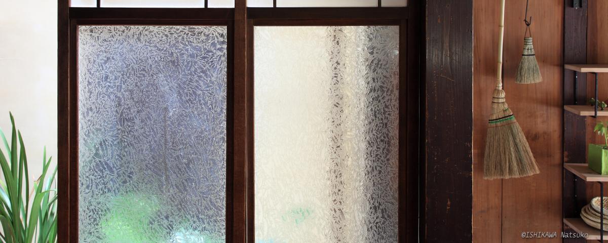 sumao内観・ガラス戸